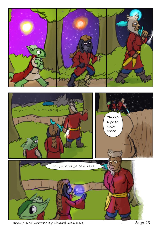Wyldspace Woodsmen – Page 23